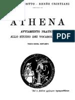 Pasetto, Cristiani - Athena
