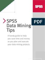Spss Data Mining Tips