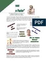 Revista Jesus El Buen Pastor