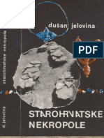 Dusan Jelovina-Starohrvatske Nekropole
