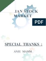 Indian Stock Market