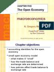Chap5(the Open Economy)