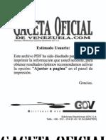 Ley de Régimen de Propiedad de las Viviendas de la Gran Misión Vivienda Venezuela