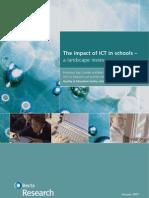 Impact Ict Schools