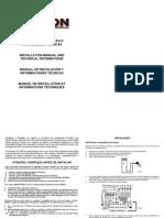 Manual Flextron PT