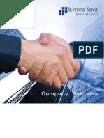 Company Brochure - Seventh Sense Talent Solutions