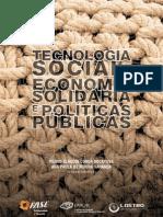 Tecnologia Social, Economia Solidária e Políticas Públicas