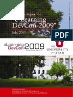 DevCon 2009 Feedback Report V06