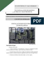 Montaje e Instalación de Equipos - Unidad II