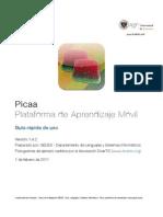 Manual Picaa