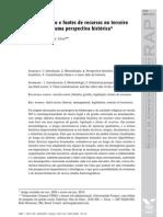 Silva [2010] História Terceiro Setor_RAP_a03v44n6