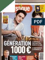 Génération 1000€, la Belgique aussi !