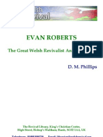 Evan Roberts the Great Welsh Revivalist and His Work -Phillips