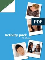 Barclays Money Skills Activity Pack 16 25 Years