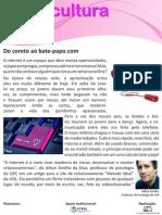 Cibercultura - E-Love