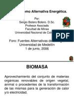 Biomasa en Colombia