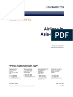 Airlines in Asia Pacific