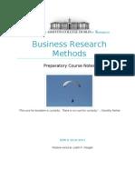 Preparatory Material Sem II 2010-2011