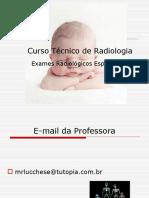 Radiologia Pediátrica 1 aula