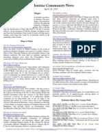 Tri Dentine Community News - April 24, 2011