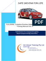 Doc 74 Unit 4 TLIL807C Complete Routine Administrative Tasks