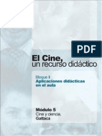 Cine recurso didactico