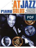 (VA) Great Jazz Piano Solos - Book 1