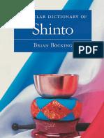 A Popular Dictionary of Shinto