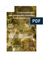 430. Crisis económica Una perspectiva feminista desde América Latina