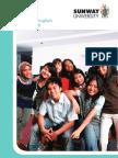Language Brochure 2011