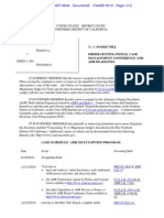 310-Cv-03647-WHA Docket 2 Order Settling Initial Case Management Conference and ADR Deadlines