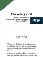 Apresentação sobre marketing viral