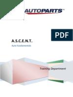 Auto Fundamentals Training Manual