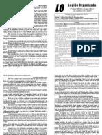 Décima Sétima Edição do Jornal da LO