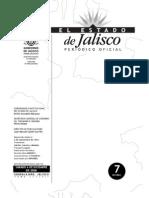El Estado de Jalisco - Periodico Oficial