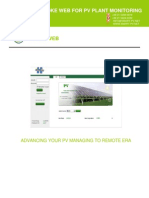 TAOKE PV Plant Monitoring System