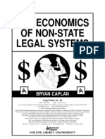Non-State Legal Systems