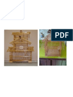 Bird Cage Bamboo
