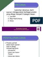 Penyaluran Dana Bank Syariah