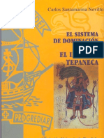 La Dominacion Azteca El Imperio Tepaneca
