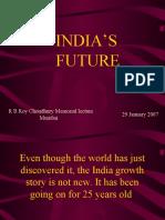 India the Sleeping Giant Awakes