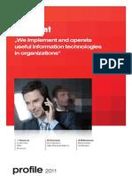 AutoCont Profil společnosti 2011 - EN verze