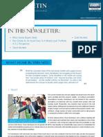 Newsletter 14 - En