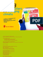 Living With Disasters and Changing Climate