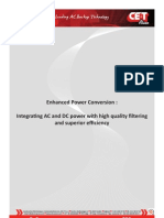 CET Power - Enhanced Power Conversion - White paper