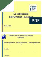 Istituzioni dell'Unione Europea