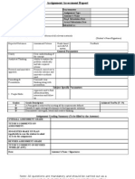 Business ACL-II Core HR TM Assignment B