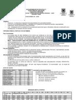 evaluación por competencia P-I 2010