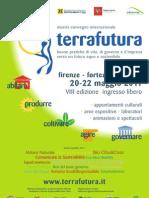 Brochure Terra Futura