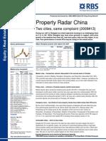 China Property 2009-10-21 RBS X